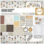 We R Memory Keepers - Indian Summer Collection - 12 x 12 Paper Pack