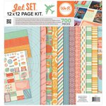We R Memory Keepers - Jet Set Collection - 12 x 12 Page Kit