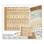 We R Memory Keepers - Free Spirit Collection - 8 x 8 Album Kit