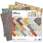 We R Memory Keepers - Shine Collection - 12 x 12 Paper Pad