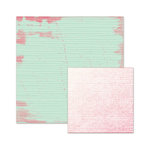 We R Memory Keepers - Love Notes Collection - 12 x 12 Double Sided Paper - Dear Diary