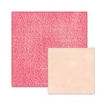 We R Memory Keepers - Love Notes Collection - 12 x 12 Double Sided Paper - Weekending