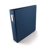 We R Memory Keepers - Linen - 12x12 - Three Ring Albums - Wedgewood