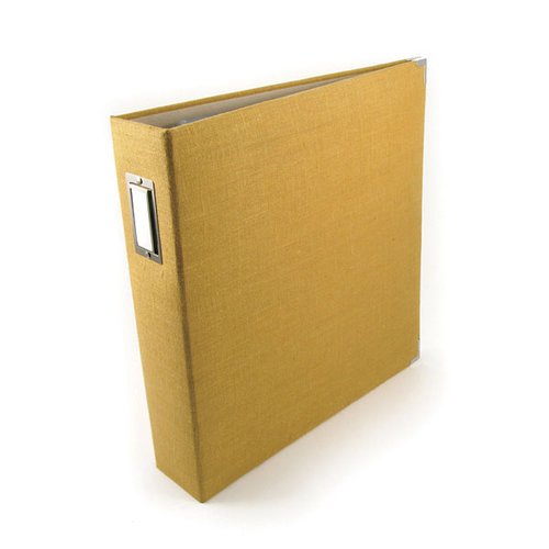 We R Memory Keepers - Linen - 12x12 - Three Ring Albums - Dijon
