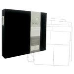 Memory Dock - Creative Page Planner - Work Binder - Classic Black