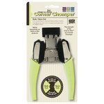 We R Memory Keepers - Crop-A-Dile - 2 in 1 Corner Punch Chomper Tool - Stub and Deco Cut