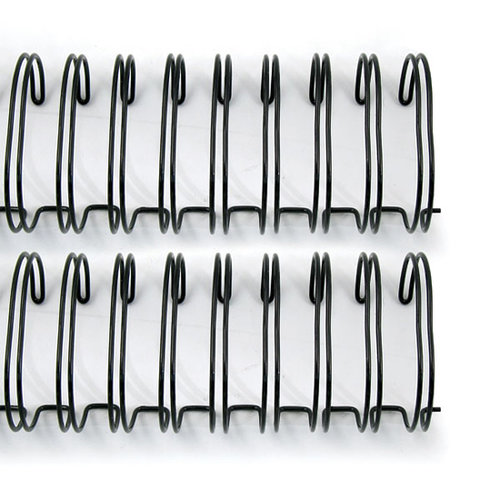We R Memory Keepers - The Cinch - Wire Binders - 1.25 Inches - Black