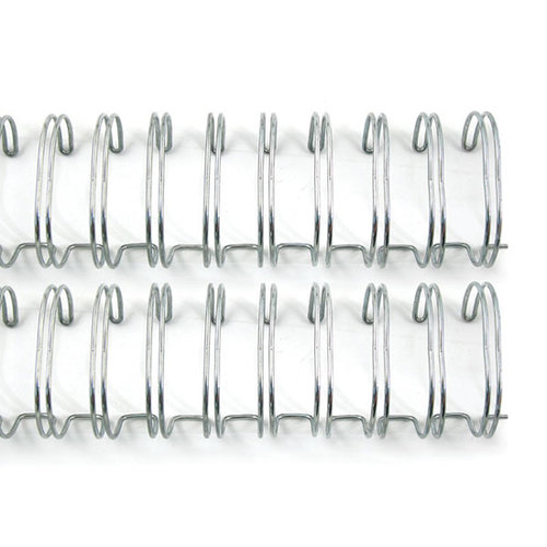 We R Memory Keepers - The Cinch - Wire Binders - 1 Inch - Silver