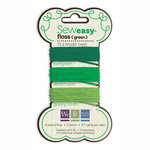 We R Memory Keepers - Sew Easy - Floss - Green