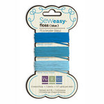 We R Memory Keepers - Sew Easy - Floss - Blue