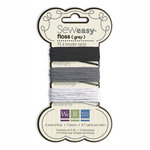 We R Memory Keepers - Sew Easy - Floss - Grey