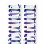 We R Memory Keepers - The Cinch - Binding Wires - 1 Inch - Electric Purple