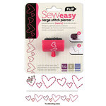 We R Memory Keepers - Sew Easy - Large Stitch Piercer Attachment Head - Hearts