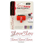 We R Memory Keepers - Sew Easy - Large Stitch Piercer Attachment Head - Love