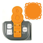 We R Memory Keepers - Lucky 8 Punch - Border and Corner Punch - Classic Wreath