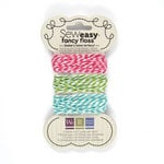 We R Memory Keepers - Sew Easy - Fancy Floss - Bakers Twine - Tertiary