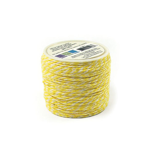 We R Memory Keepers - Sew Easy - Bakers Twine Spool - Yellow