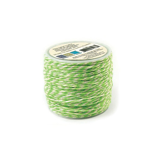 We R Memory Keepers - Sew Easy - Bakers Twine Spool - Green