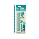 We R Memory Keepers - Sew Ribbon - Tool and Stencil - Scallop