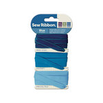 We R Memory Keepers - Sew Ribbon - Ribbon Set - Blue