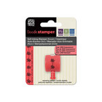 We R Memory Keepers - Doodle Stamper - Stamper Attachment Head - Flower Doodle