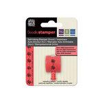 We R Memory Keepers - Doodle Stamper - Stamper Attachment Head - Flower Doodle