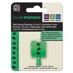 We R Memory Keepers - Doodle Stamper - Stamper Attachment Head - Circle Doodle