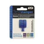 We R Memory Keepers - Sew Stamper - Stamper Attachment Head - Blanket Stitch