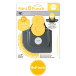 We R Memory Keepers - Mini 8 Punch - Border and Corner Punch - Loop