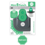 We R Memory Keepers - Mini 8 Punch - Border and Corner Punch - Garland, COMING SOON