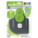 We R Memory Keepers - Mini 8 Punch - Border and Corner Punch - Vine