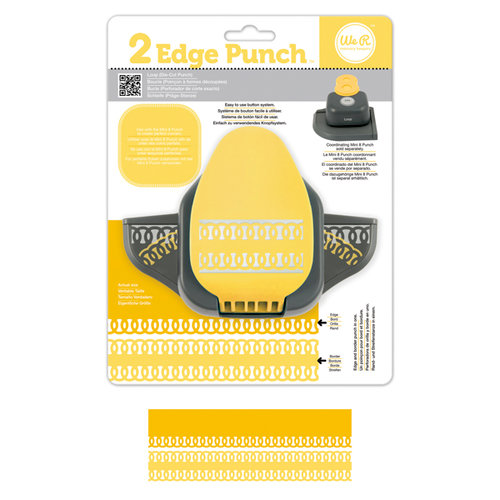 We R Memory Keepers - 2 Edge Punch Border and Corner Punch - Loop