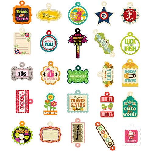 We R Memory Keepers - Bag of Tags Kit