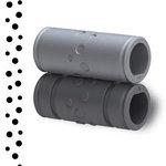 Xyron - Creatopia Patternz - 3 Inch Border Embossing Pattern - Dots