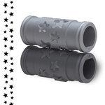 Xyron - Creatopia Patternz - 3 Inch Border Embossing Pattern - Stars