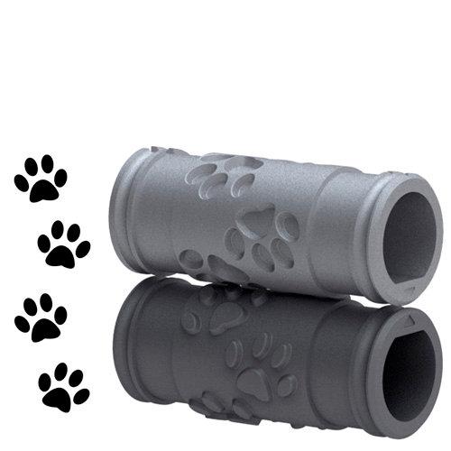Xyron - Creatopia Patternz - 3 Inch Border Embossing Pattern - Animal