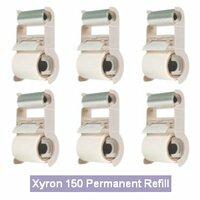 "Xyron ""X"" Refill Permanent Cartridge - 6 Pack Bargain Pack"