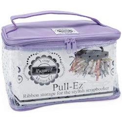 Your Pictured Memories - Pull-Ez Ribbon Purse - Purple