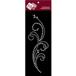 Zva Creative - Self-Adhesive Pearls - Triumph - White