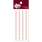 Zva Creative - Self-Adhesive Crystals - Basic Lines - .3 cm - Pink, CLEARANCE