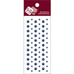 Zva Creative - Self-Adhesive Pearls - Dots - Tahitian