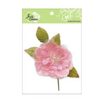 Zva Creative - Flower Embellishments - Bermuda Blooms - Pink