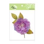 Zva Creative - Flower Embellishments - Bermuda Blooms - Fuchsia
