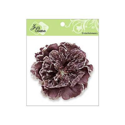 Zva Creative - Flower Embellishments - Key West Keepsakes - Dusky Rose