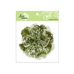 Zva Creative - Flower Embellishments - Key West Keepsakes - Olive