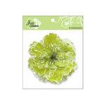Zva Creative - Flower Embellishments - Key West Keepsakes - Kiwi