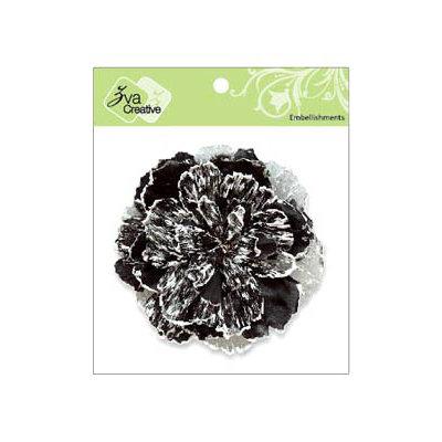 Zva Creative - Flower Embellishments - Key West Keepsakes - Black