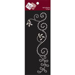 Zva Creative - Self-Adhesive Pearls - Thriving - White, CLEARANCE