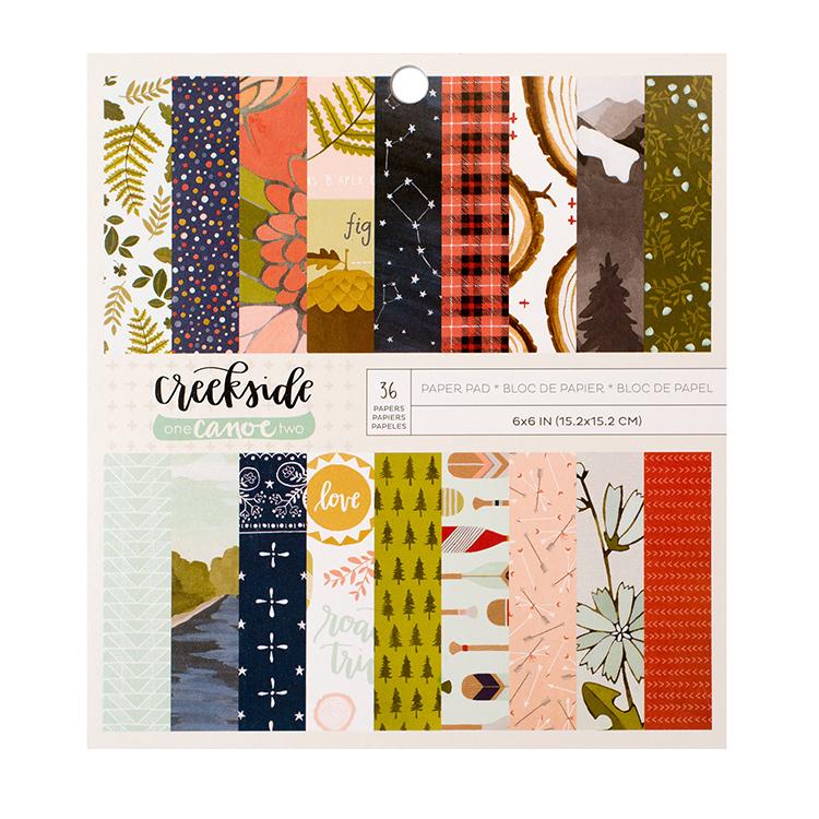 Creekside Paper Pack