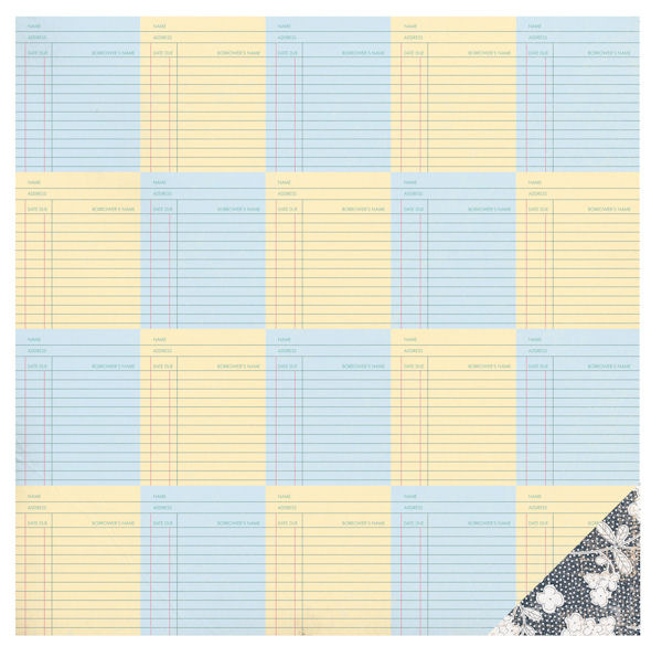 American Crafts - Studio Calico - South of Market Collection - 12 x 12
